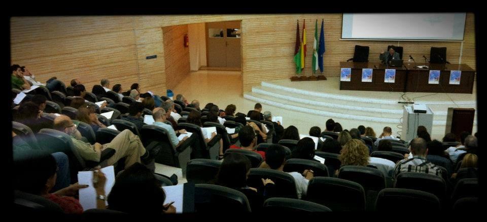 Conferencia inaugural III Encuentro de la Red INAV en Málaga (España). 2012.