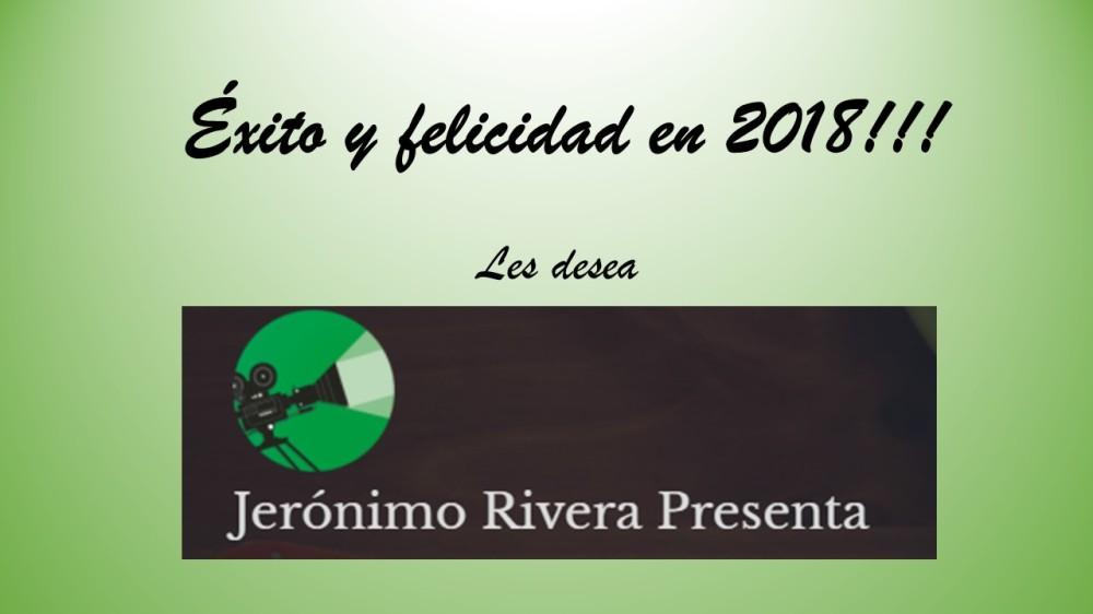 Saludo año nuevo blog